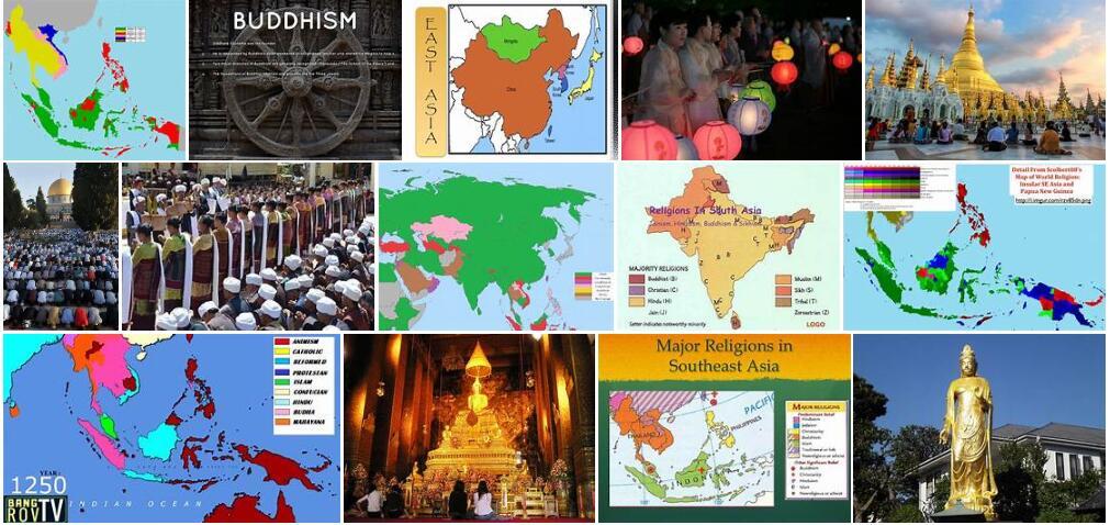 Religion of Asia