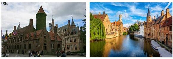 Old Town of Bruges (World Heritage)