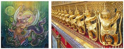 Thailand Arts